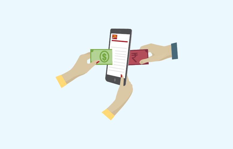 TRANSFER MONEY - VODAFONE CASH