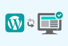 صورة كيفية إنشاء و تصميم موقع ووردبريس ! شرح مصور بالتفصيل