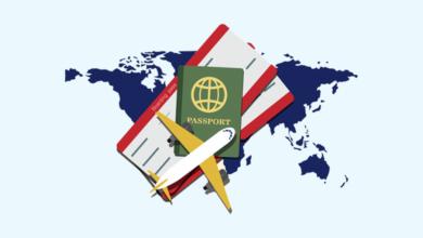 جواز السفر - passport
