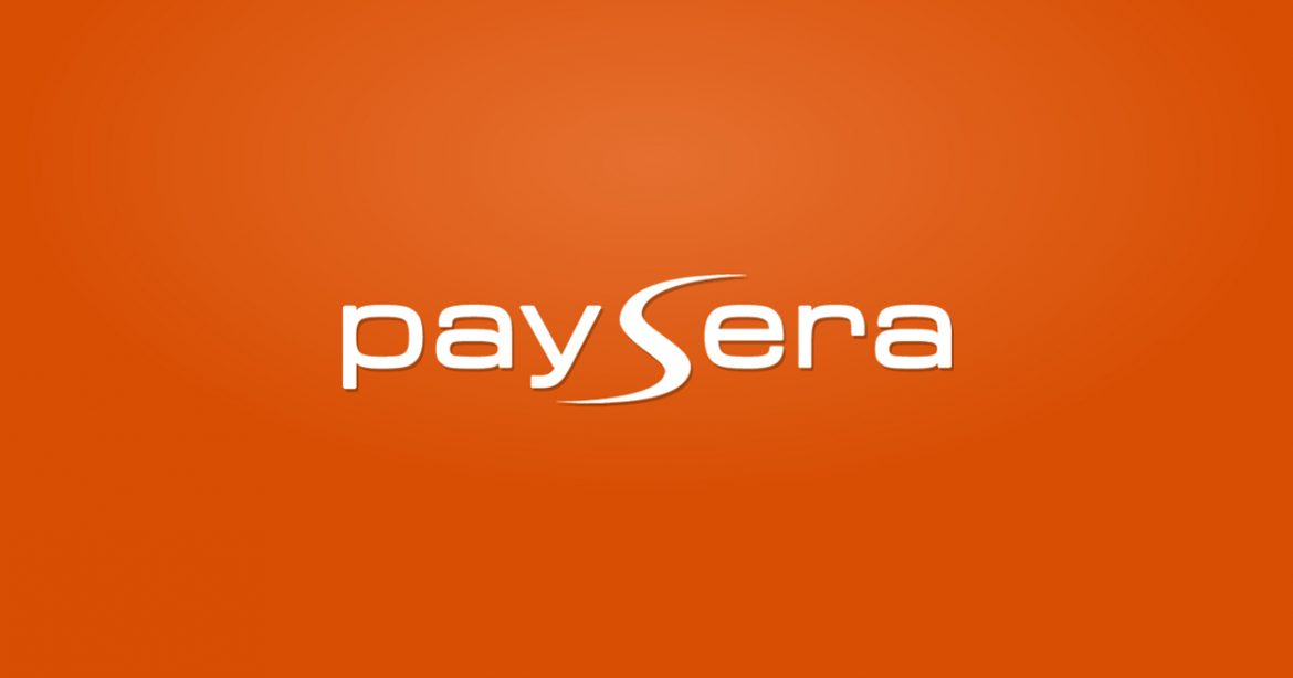 Recharge Paysera Account