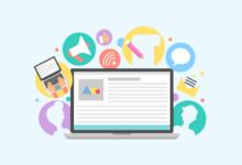 كتابة المحتوى الرقمي و المقالات الحصرية