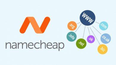 صورة شرح كيفية شراء و حجز دومين نيم شيب NameCheap بأفضل الأسعار !